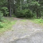 Mokins bay campground