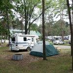 Lake macatawa campground holland sp