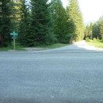 Moyie river road