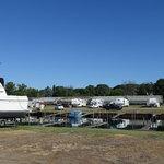 Pier 31 camping docking