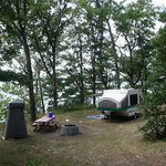 Green lake campground interlochen sp