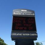 Leelanau sands casino rv parking