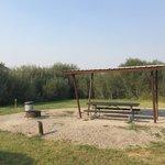 Morgan bar recreation site