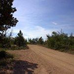 Vedauwoo glen road