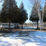 Mackinaw city campground