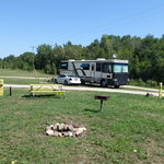 Mackinaw city campground