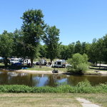 Henrys landing campground