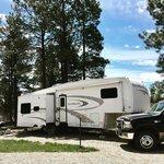 Mountain landing suites rv park