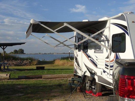 Murtaugh lake park campground