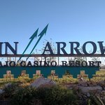 Twin arrows casino