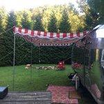 Starlite trailer lodge