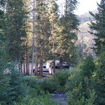 Prairie campground sawtooth nf