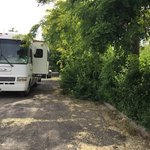 Caboose park rv parking