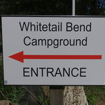 Whitetail bend campground