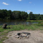 Alcona primitive campsites 1 3