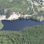 Granite lake access