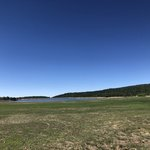 Kolob reservoir south shore