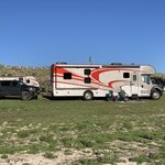 Beaverhead campground clark canyon reservoir