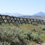 Horse prairie campground clark canyon reservoir