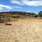 Hells half acre trailhead