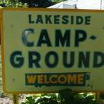 Lakeside campground ohio