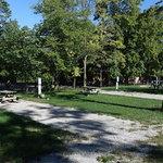Lakeside campground ohio