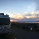Camping de la batture