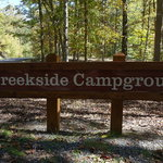 Creekside campground hungry mother sp