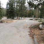 Luther pass camping area