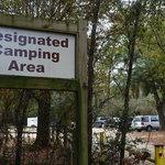 Cotton lake recreation area