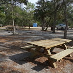 Bayou campground escribano point wma