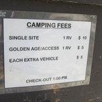 Pine creek campground caribou targhee nf