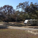 The rv park of ebro