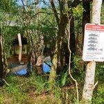 Porter lake hunt camp