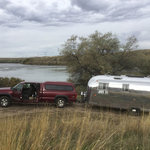Pipeline campground