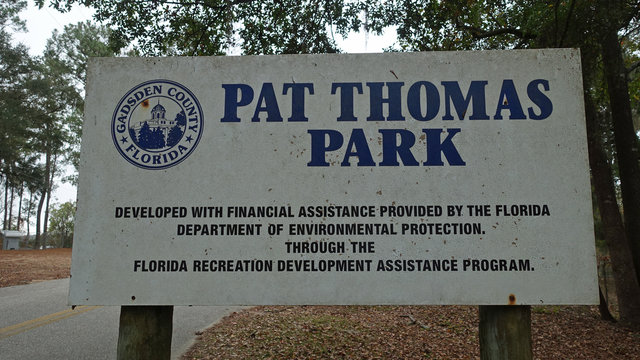 Pat thomas park