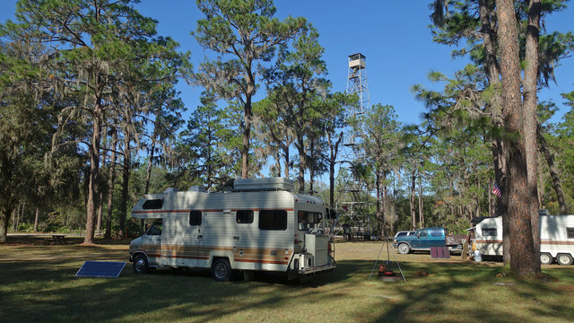 West tower hunt camp