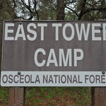 East tower hunt camp