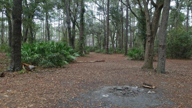Sandhill hunt camp