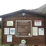 Pine bar recreation site