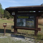 Oak ridge equestrian area