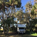 Hammock campground