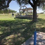 Sonora rest area westbound