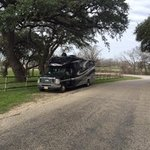 Gillespie county rest area