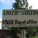 Murpheys rv dump station