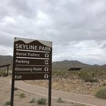 Skyline regional park