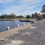 Bonnet carre spillway campground