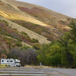 Settlement canyon campground