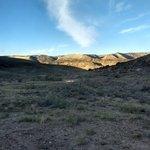 Escalante canyon road