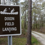 Dixon field landing